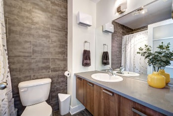 Upscale New Orleans Bathroom