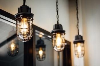 New Orleans Interior Light Installation